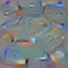 Visualization of fc8 0508