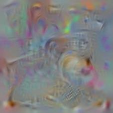 Visualization of fc8 0534