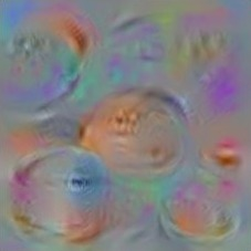 Visualization of fc8 0551