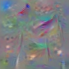 Visualization of fc8 0557