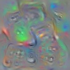 Visualization of fc8 0590