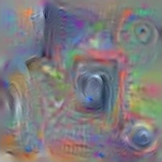 Visualization of fc8 0632