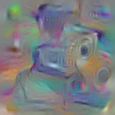 Visualization of fc8 0732