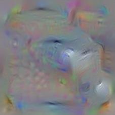 Visualization of fc8 0742