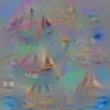 Visualization of fc8 0780