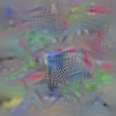Visualization of fc8 0791