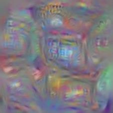 Visualization of fc8 0800